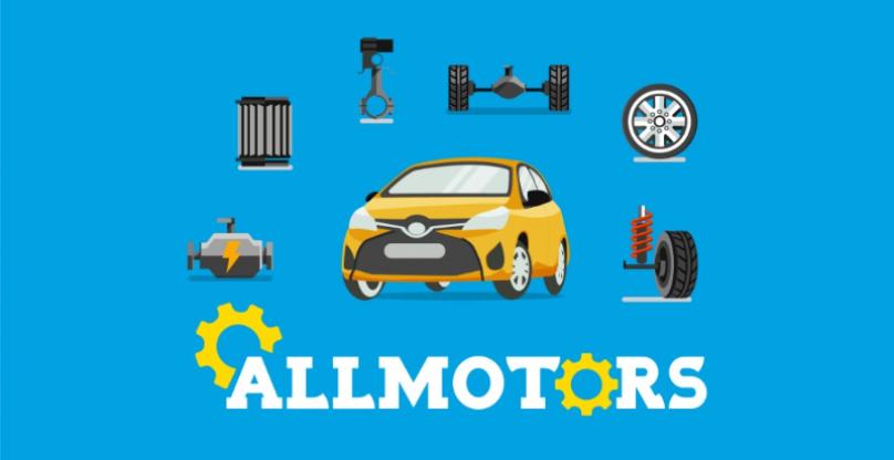 Магазин автозапчастей в Бишкеке - All Motors