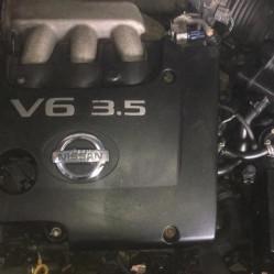 Nissan Murano 2006 года, v-3.5 4WD, двигатель голый