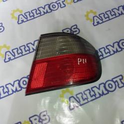 NISSAN Primera P11 1997-1998 г., стоп сигнал задний правый
