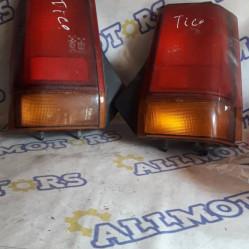 Daewoo Tico, стоп сигналы задние, правый и левый