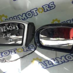 Mercedes-Benz W203, зеркала левые