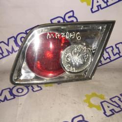 Mazda 6 2003 год, правый фонарь крышки багажника