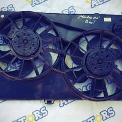 Ford Mondeo 2001 год (дизель), вентилятор охлаждения радиатора
