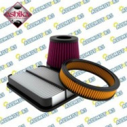 Nissan Navara v-2.5 dCi, Navara v-3.0 Diesel, Pathfinder v-2.5 dCi, фильтр воздушный Ashika (20-01-129)
