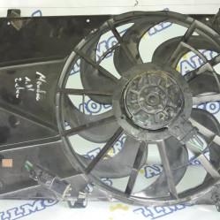 Ford Mondeo, вентилятор охлаждения двигателя