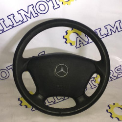 Mercedes-Benz ML 2002 год, руль с подушкой безопасности