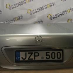 Mercedes-Benz W220 2000 года, крышка багажника