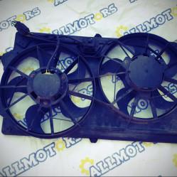 Ford Focus, вентилятор охлаждения радиатора (комплект)
