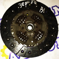 Opel Zafira 2001 год, диск сцепления