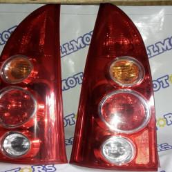Mazda Premacy 2003 г., стоп сигналы задние, правый и левый