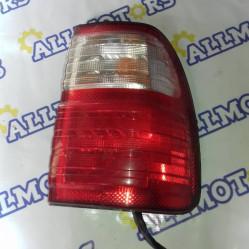Toyota Land Cruiser 1998-2005 г., стоп сигнал задний правый (Koito 60-72)