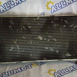 Nissan Almera Tino, радиатор кондиционера