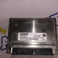 BMW e-60, блок управления двигателем