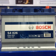 Аккумулятор Bosch S4 026 (70 Ah)