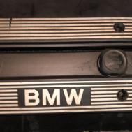 BMW e-60, v-2.5 M54, двигатель