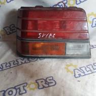 Suzuki Swift 1985 год, стоп сигнал задний левый