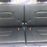 Toyota Land Cruser 200 (рестайлинг), третий ряд сидений