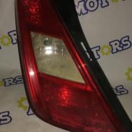 Nissan Murano 2006 года, стоп сигнал задний левый