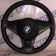 BMW e-60, руль с подушкой безопасности