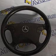 Mercedes-Benz W210 Millenium Avangard, руль с аирбагом
