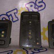 Nissan Murano 2005 год, задние плафоны освещения салона