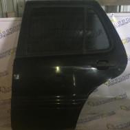 Mercedes-Benz ML 2002 год, дверь задняя левая