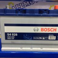 Аккумулятор Bosch S4 028 (95 Ah)
