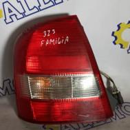 Mazda 323 Familia 2000 год, стоп сигнал задний левый