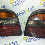 Volswagen Golf 3 хэтчбек, стоп сигналы задние, правый и левый