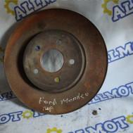 Ford Mondeo 2002 год, тормозной диск передний
