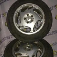 Mercedes-Benz Vito, комплект дисков с зимней резиной 205/65 r16.