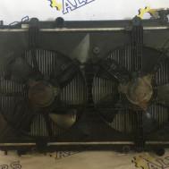 Nissan Murano 2006 года, v-3.5 4WD, вентилятор радиатора