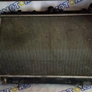 Nissan Almera Tino (дизель), радиатор