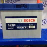 Аккумулятор Bosch S4 020 (45 Ah)