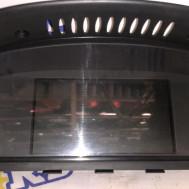 BMW e-60, монитор