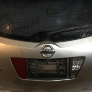 Nissan Murano 2006 года, крышка багажника голая