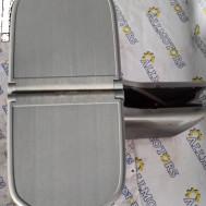 Mercedes-Benz Vito, раскладной столик между сидениями