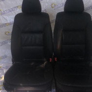 BMW e-60,  комплект кожаных сидений