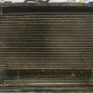 BMW e-60, радиатор охлаждения двигателя