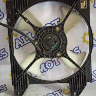 Mitsubishi Galant, вентилятор радиатора