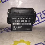 Mercedes-Benz W140, реле свечей накала