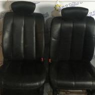 Nissan Murano 2006 года, комплект сидений (чёрная кожа)