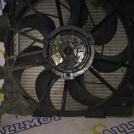Opel Zafira A, вентилятор основного радиатора