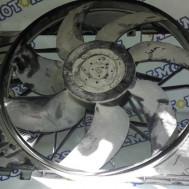 Mercedes-Benz W203, вентилятор охлаждения радиатора (a 203 500 0293)