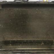 BMW e-60, радиатор кондиционера